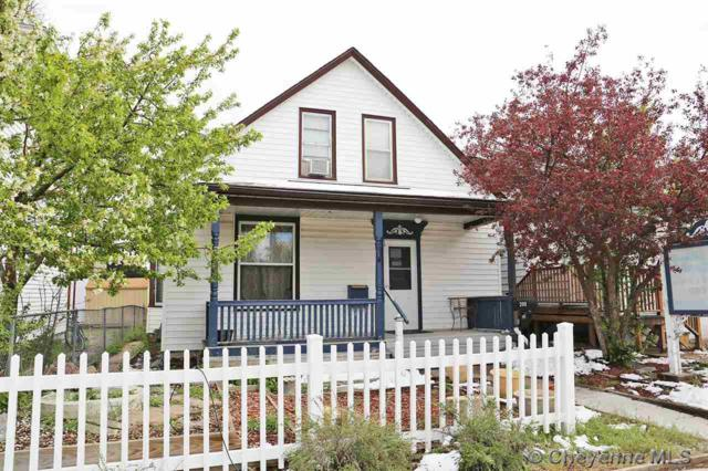 209 E 20TH ST, Cheyenne, WY 82001 (MLS #75871) :: RE/MAX Capitol Properties