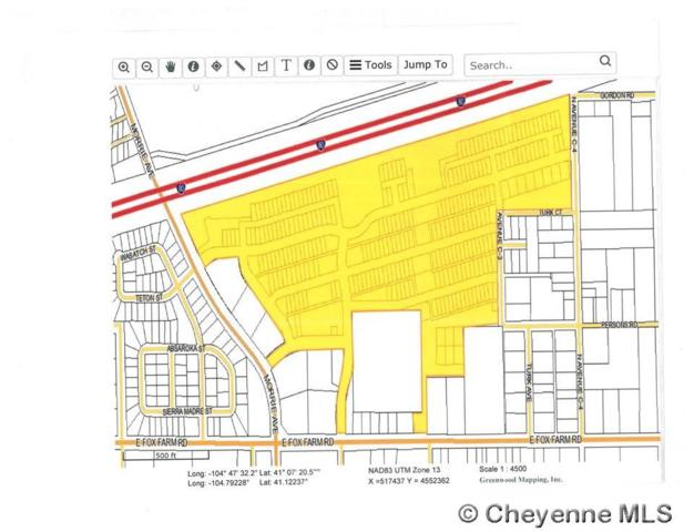 TBD Fox Farm Rd, Cheyenne, WY 82007 (MLS #75889) :: RE/MAX Capitol Properties