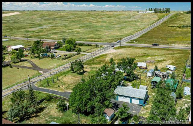 4501 Whitney Rd, Cheyenne, WY 82009 (MLS #75933) :: RE/MAX Capitol Properties