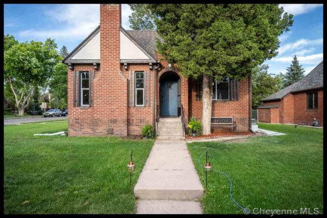 3521 Capitol Ave, Cheyenne, WY 82001 (MLS #75935) :: RE/MAX Capitol Properties