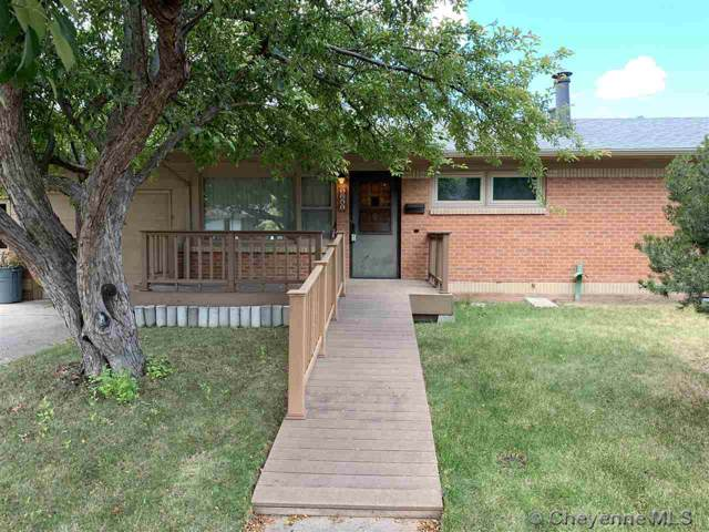 5046 Moran Ave, Cheyenne, WY 82001 (MLS #75970) :: RE/MAX Capitol Properties