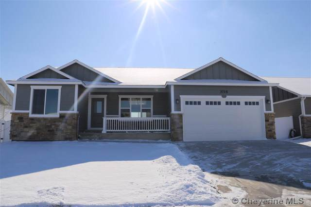 3715 Sowell St, Cheyenne, WY 82009 (MLS #76005) :: RE/MAX Capitol Properties