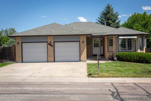 1113 Lucky Ct, Cheyenne, WY 82001 (MLS #76032) :: RE/MAX Capitol Properties