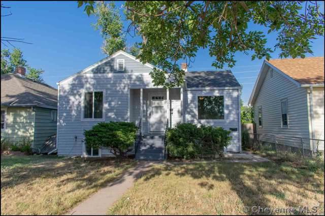3403 Hynds Blvd, Cheyenne, WY 82001 (MLS #76052) :: RE/MAX Capitol Properties