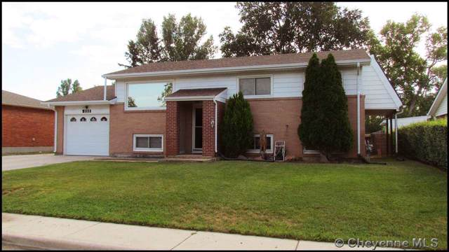 5111 Linden Wy, Cheyenne, WY 82009 (MLS #76066) :: RE/MAX Capitol Properties