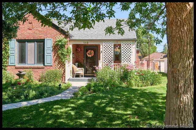 118 W 5TH AVE, Cheyenne, WY 82001 (MLS #76094) :: RE/MAX Capitol Properties