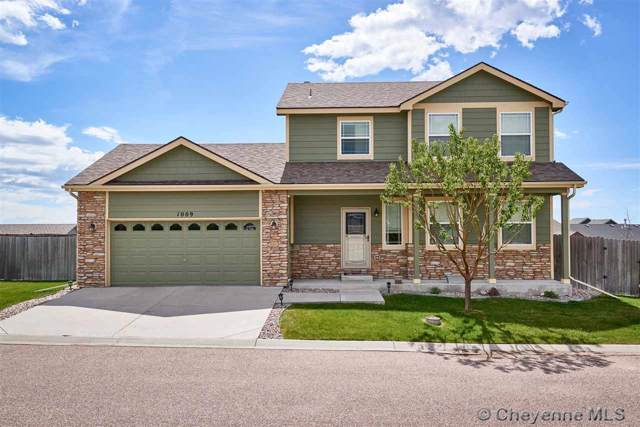 1009 Concerto Ln, Cheyenne, WY 82007 (MLS #76097) :: RE/MAX Capitol Properties