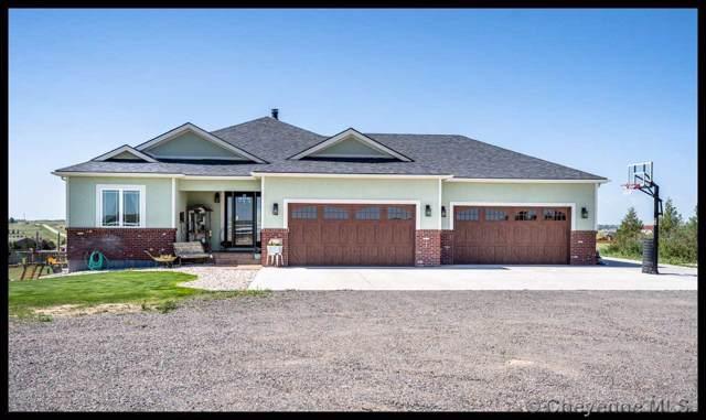 7015 Riding Club Rd, Cheyenne, WY 82009 (MLS #76100) :: RE/MAX Capitol Properties