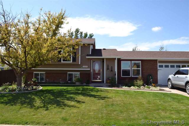 4220 Hayes Ave, Cheyenne, WY 82001 (MLS #76102) :: RE/MAX Capitol Properties