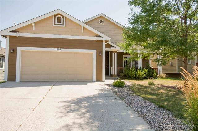 1619 Summerset Dr, Cheyenne, WY 82001 (MLS #76111) :: RE/MAX Capitol Properties