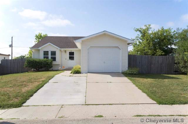 401 Angie St, Cheyenne, WY 82007 (MLS #76114) :: RE/MAX Capitol Properties