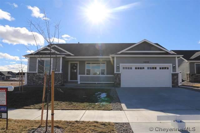 3800 Sahler St, Cheyenne, WY 82009 (MLS #76139) :: RE/MAX Capitol Properties