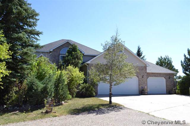 1605 Columbia Dr, Cheyenne, WY 82009 (MLS #76173) :: RE/MAX Capitol Properties