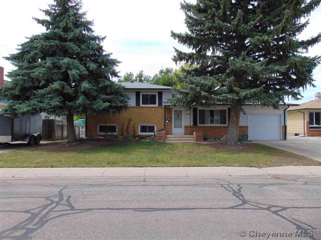 710 Mcgovern Ave, Cheyenne, WY 82001 (MLS #76185) :: RE/MAX Capitol Properties
