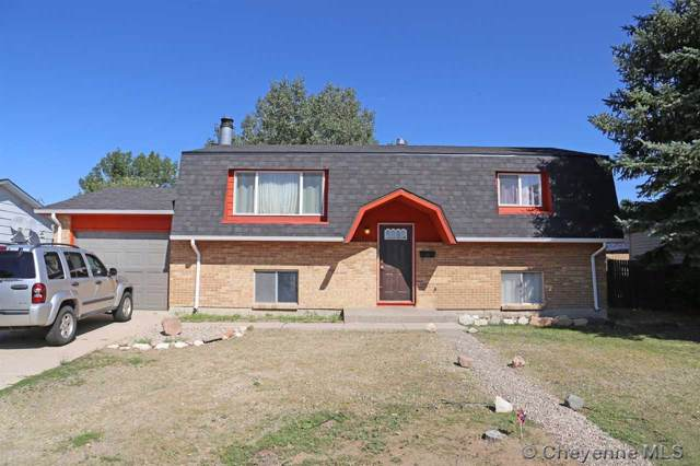 4721 Windmill Rd, Cheyenne, WY 82009 (MLS #76194) :: RE/MAX Capitol Properties