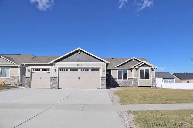 3718 Sahler St, Cheyenne, WY 82009 (MLS #76257) :: RE/MAX Capitol Properties