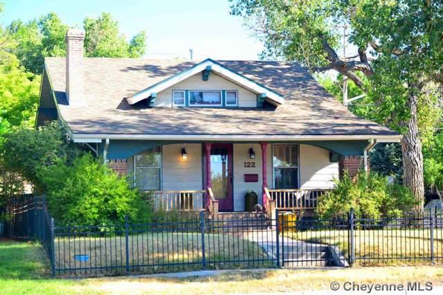 122 E Pershing Blvd, Cheyenne, WY 82001 (MLS #76264) :: RE/MAX Capitol Properties
