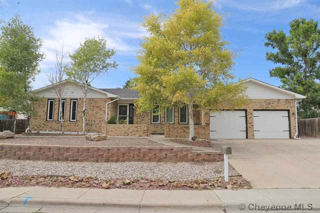 6826 Evers Blvd, Cheyenne, WY 82009 (MLS #76280) :: RE/MAX Capitol Properties