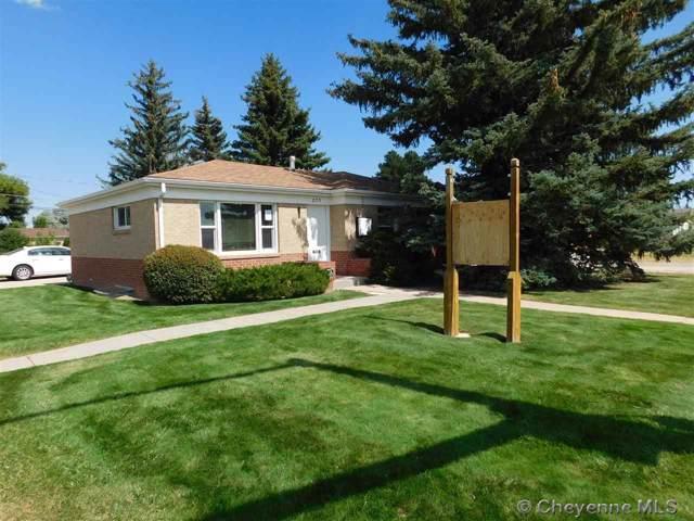 200 Dell Range Blvd, Cheyenne, WY 82009 (MLS #76285) :: RE/MAX Capitol Properties