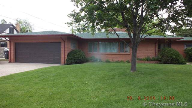 3601 Carey Ave, Cheyenne, WY 82001 (MLS #76292) :: RE/MAX Capitol Properties