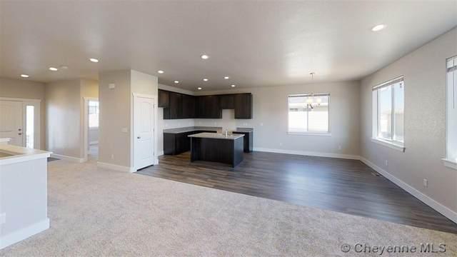 1341 Alyssa Way, Cheyenne, WY 82009 (MLS #76306) :: RE/MAX Capitol Properties