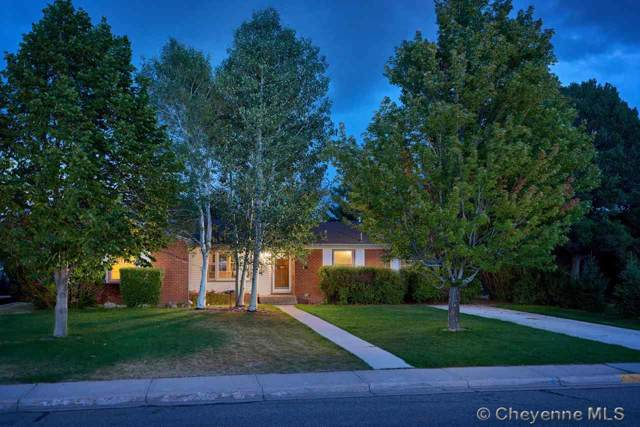 3923 Mccomb Ave, Cheyenne, WY 82001 (MLS #76322) :: RE/MAX Capitol Properties