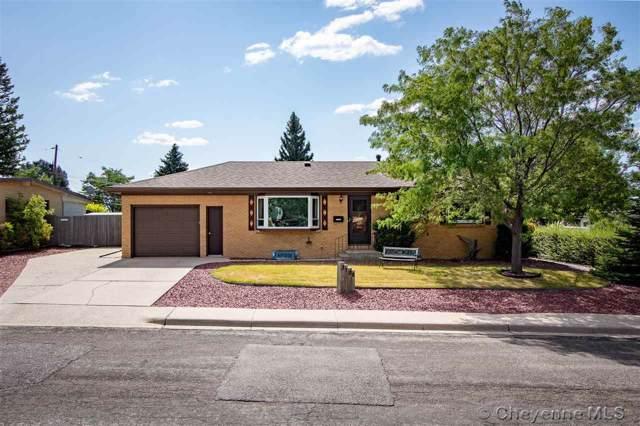 3109 Lusk Pl, Cheyenne, WY 82009 (MLS #76334) :: RE/MAX Capitol Properties
