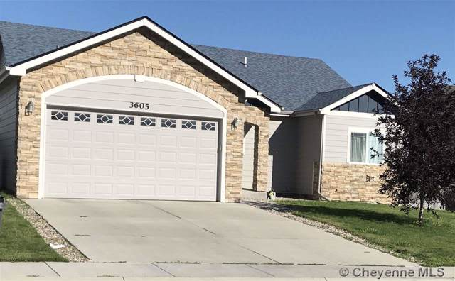 3605 Gunsmoke Rd, Cheyenne, WY 82001 (MLS #76346) :: RE/MAX Capitol Properties