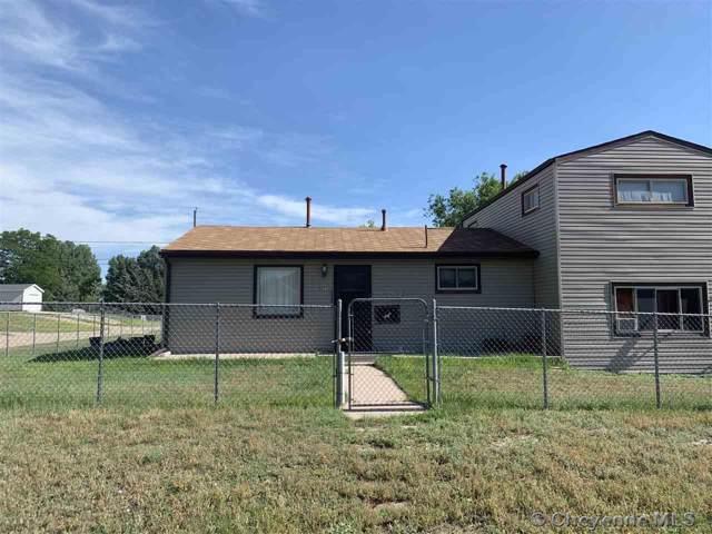 3602 Bevans St, Cheyenne, WY 82001 (MLS #76347) :: RE/MAX Capitol Properties
