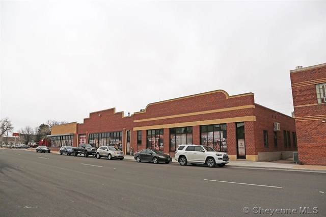 508 W 19TH ST West, Cheyenne, WY 82001 (MLS #76362) :: RE/MAX Capitol Properties