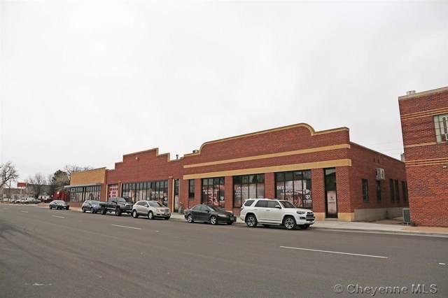 508 W 19TH ST East, Cheyenne, WY 82001 (MLS #76363) :: RE/MAX Capitol Properties