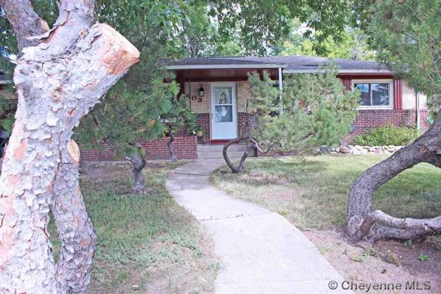 603 Baldwin Dr, Cheyenne, WY 82001 (MLS #76376) :: RE/MAX Capitol Properties