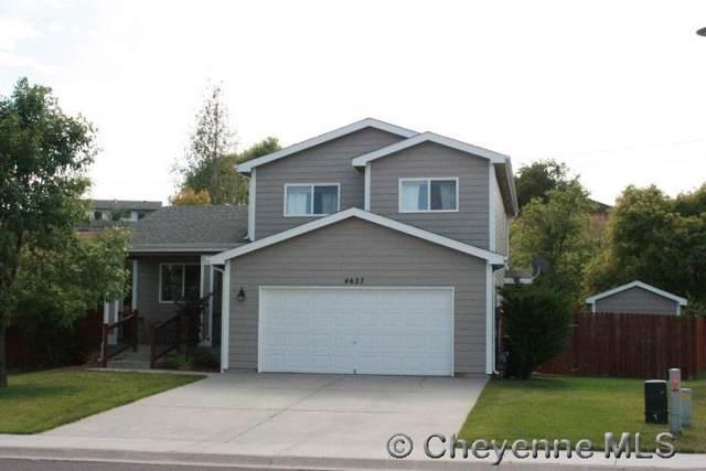 4627 Long Branch Loop, Cheyenne, WY 82001 (MLS #76382) :: RE/MAX Capitol Properties