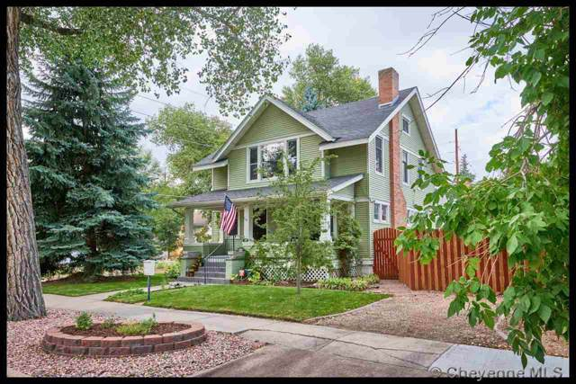 700 E 22ND ST, Cheyenne, WY 82001 (MLS #76383) :: RE/MAX Capitol Properties
