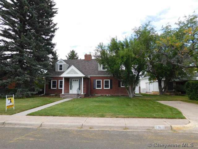 414 W 6TH AVE, Cheyenne, WY 82001 (MLS #76384) :: RE/MAX Capitol Properties