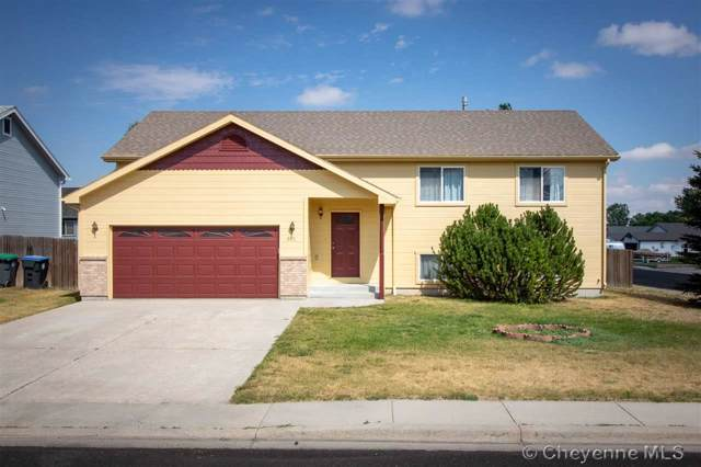 801 Morningside Dr, Cheyenne, WY 82001 (MLS #76385) :: RE/MAX Capitol Properties