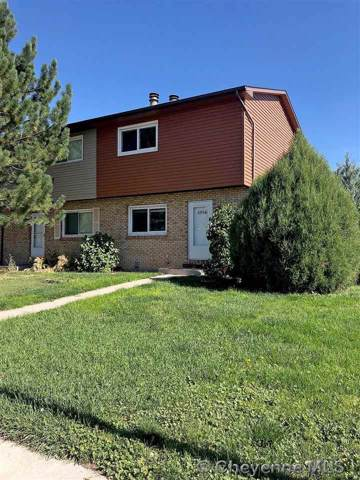 4954 King Arthur Wy, Cheyenne, WY 82009 (MLS #76406) :: RE/MAX Capitol Properties
