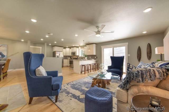 929 Ridgeland St, Cheyenne, WY 82009 (MLS #76408) :: RE/MAX Capitol Properties