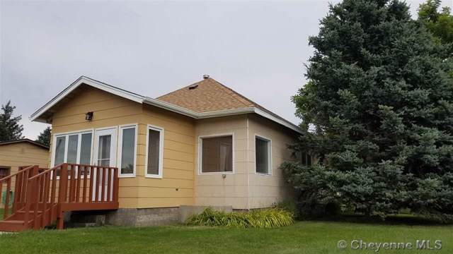 303 W 4TH ST, Pine Bluffs, WY 82082 (MLS #76410) :: RE/MAX Capitol Properties