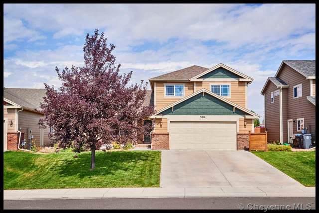 5810 Kenosha St, Cheyenne, WY 82009 (MLS #76414) :: RE/MAX Capitol Properties