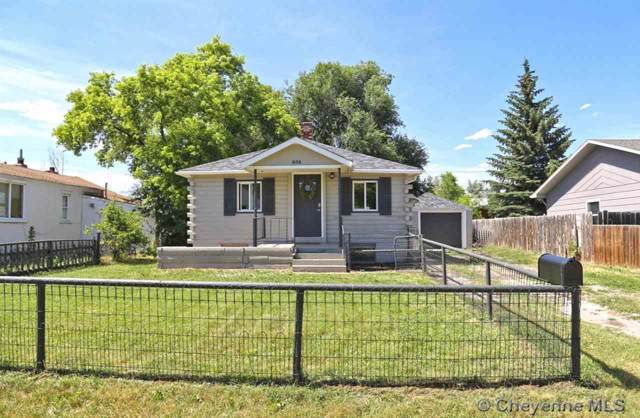 606 E 2ND ST, Cheyenne, WY  (MLS #76416) :: RE/MAX Capitol Properties