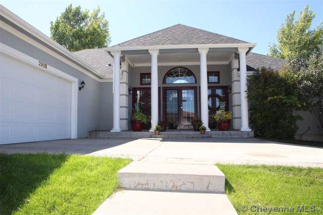 2905 Thomas Rd, Cheyenne, WY 82009 (MLS #76417) :: RE/MAX Capitol Properties