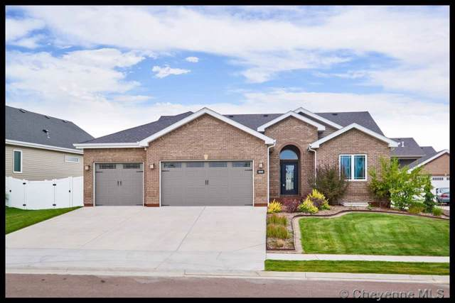 2346 Council Bluff, Cheyenne, WY 82009 (MLS #76418) :: RE/MAX Capitol Properties