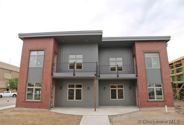 527 W 17TH ST, Cheyenne, WY 82001 (MLS #76430) :: RE/MAX Capitol Properties