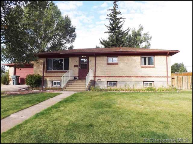 4748 Sagebrush Ave, Cheyenne, WY 82001 (MLS #76473) :: RE/MAX Capitol Properties