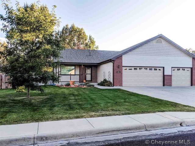 920 Colonial Dr, Cheyenne, WY 82001 (MLS #76477) :: RE/MAX Capitol Properties