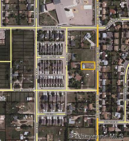 TBD Van Buren Ave, Cheyenne, WY 82001 (MLS #76542) :: RE/MAX Capitol Properties