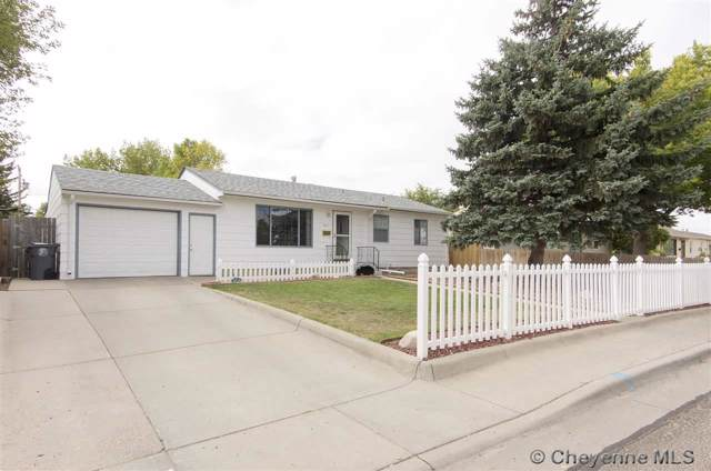 3417 E 12TH ST, Cheyenne, WY 82001 (MLS #76568) :: RE/MAX Capitol Properties
