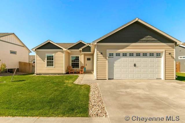 2006 Carob Ave, Cheyenne, WY 82007 (MLS #76573) :: RE/MAX Capitol Properties
