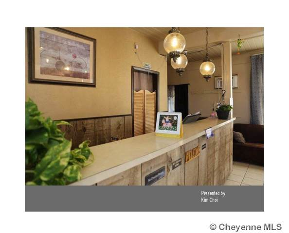 1515 W Lincolnway, Cheyenne, WY 82001 (MLS #76598) :: RE/MAX Capitol Properties